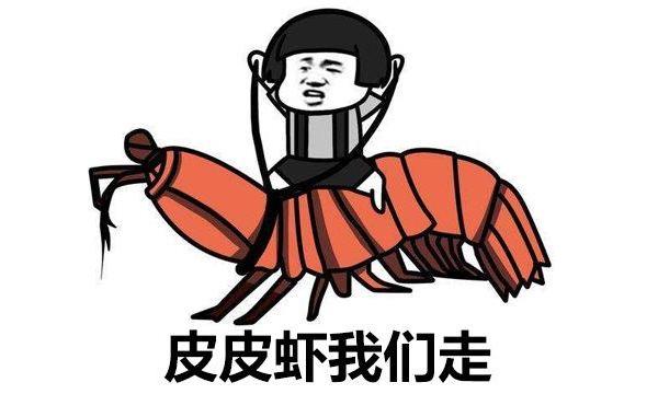 皮皮虾我们走