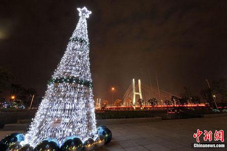上海 中国語 クリスマス