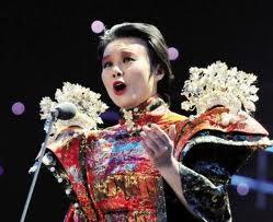 中国語の歌 忐忑 龚琳娜